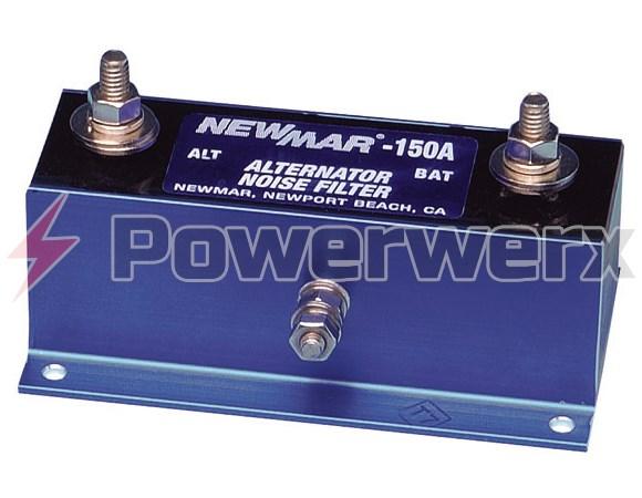 Newmar 150 A Alternator Line Noise Filter 150 Amp Powerwerx