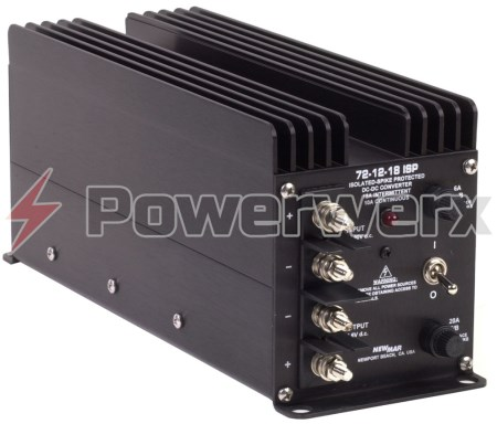 Picture of Newmar DC to DC Converters ISP Series