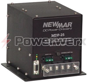 Picture of Newmar MDP-25 Mobile DC UPS Backup Power System