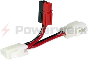 Picture of OEM-T inline Powerpole splitter