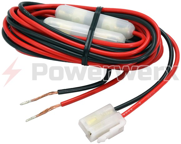 Radio Power Cable : Power cable for fm radios fits powerwerx db yaesu