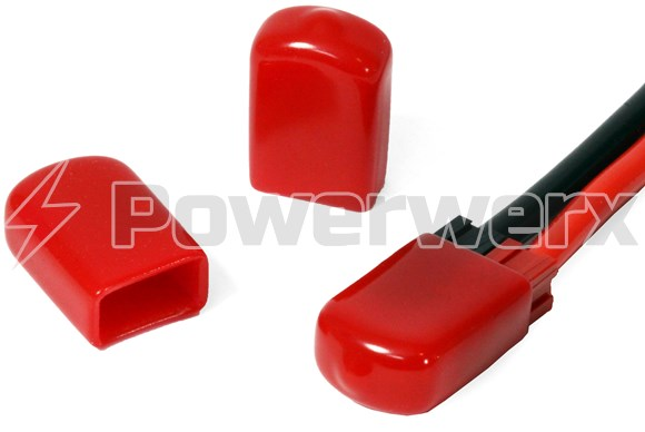 Picture of Powerpole Connector Weather Resistant Dust Cap Cover