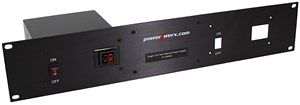 Picture of Powerwerx 30 Amp Single Unit Rack Mount Switching Power Supply
