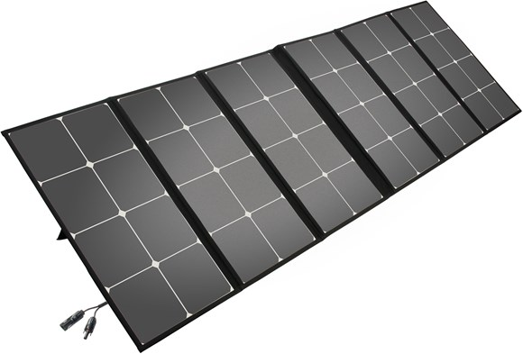 Picture of Powerwerx FSP-160W Folding and Portable 160W Solar Panel
