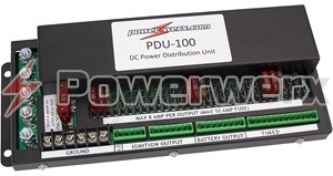 Picture of Powerwerx PDU-100 DC Power Distribution Unit