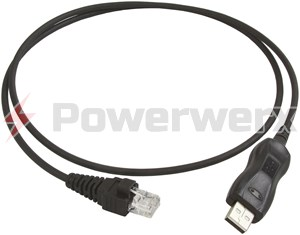 Picture of Powerwerx PRG-750 USB Programming Cable for DB-750X Dual Band Mobile
