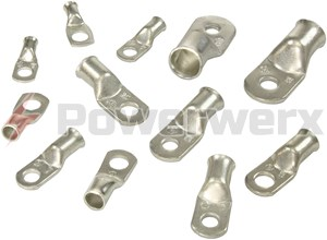 Picture of Powerwerx Tinned Marine Grade Heavy Duty Lug Terminals (8 to 4/0 AWG)