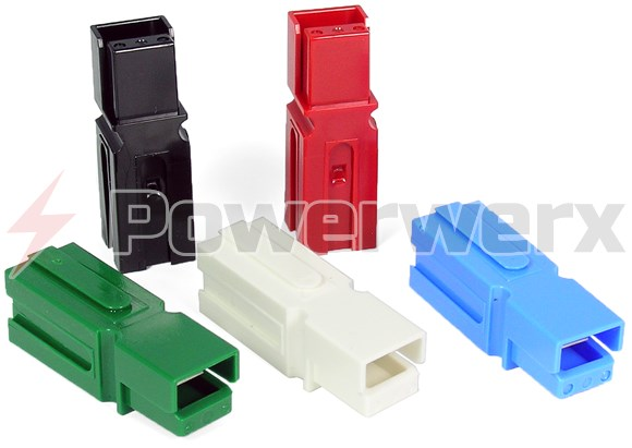 Picture of PP120 Powerpole Loose Piece Colored Housing