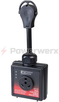Picture of Progressive Industries SSP-30X Portable RV Smart Surge Protector 30A @ 120V