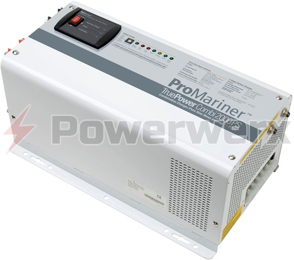 Picture of ProMariner 02012 TruePower Combi 2000 PS Pure Sine Wave