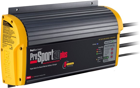 Picture of ProMariner 43029 Next Gen ProSport 20+ Triple Universal AC Input