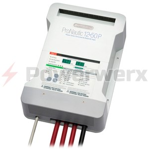 Picture of ProMariner 63150 ProNautic 1250P 3 Bank Battery Charger 12V DC 50A