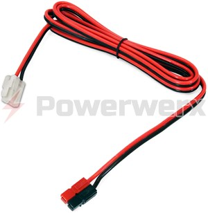 Picture of Radio OEM-T Connector to Powerpole Connector 6 ft. Adapter Cable