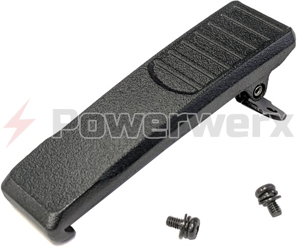 Picture of Replacement Belt Clip for Anytone Handheld Radios AT-D878UV and AT-D868UV