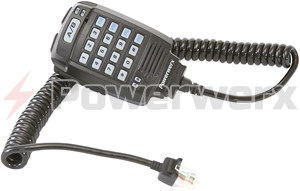 Picture of Replacement Hand DTMF Microphone