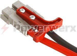 Picture of SB50 SB Series Connector Red Handle Kit with Hardware