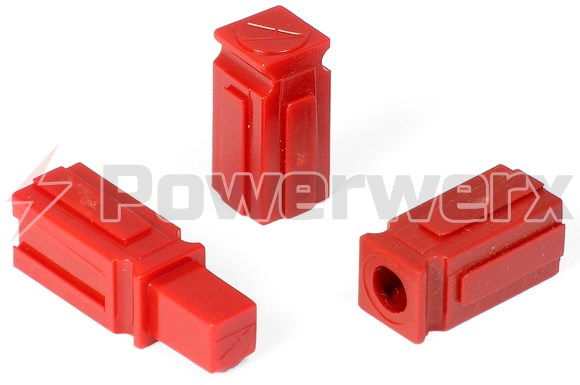 Picture of 1399G1-BK Anderson Power Short Spacer with Hole