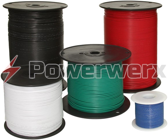 Picture of Solid Hookup Wire (300 Volt)