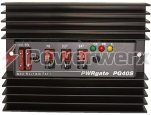 Picture of Super PWRgate PG40S Backup Power Switching and Charging System