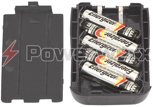 Picture of TERA AAA-50 AAA Clam Shell Alkaline Battery Case