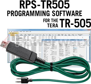 Picture of TERA Advanced Programming Software & Cable Kit for TERA TR-505