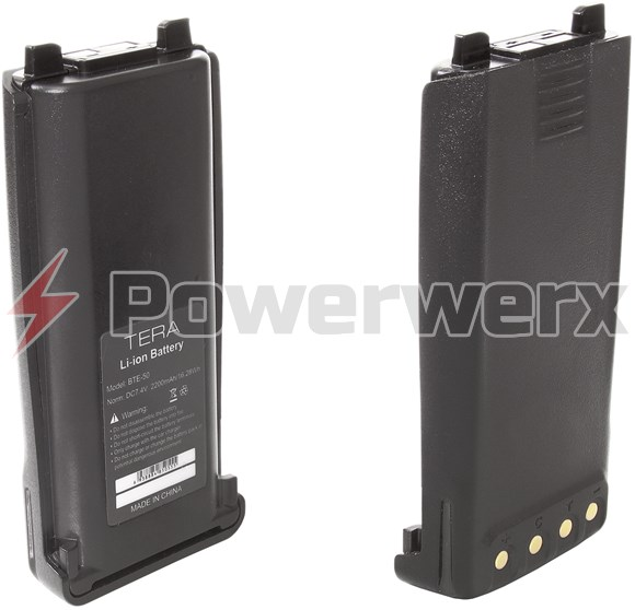 Picture of TERA BAT-70 Li-ion Battery Pack 2200 mAh