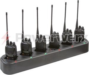 Picture of TERA GC-506 Rapid Rate Multi-Unit 6 Bay Gang Charger
