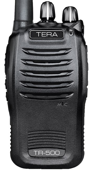 Picture of TERA TR-500 Dual Band VHF/UHF 16 Channel Handheld Commercial Radio