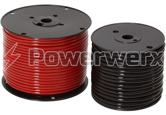 Ultra flexible power wire powerwerx picture of ultra flexible power wire greentooth Gallery