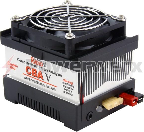 Picture of West Mountain Radio CBA V 5 Pro Computerized Battery Analyzer