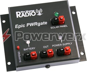 Picture of West Mountain Radio Epic PWRgate 12V Backup Power System