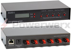 Picture of West Mountain Radio RIGrunner 4005i 12VDC Internet Monitoring and Control