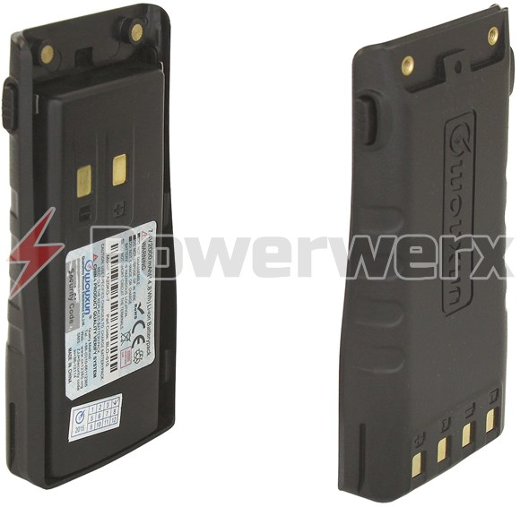 Picture of Wouxun 2000 mAh Li-ion Battery Pack for KG-UV9D